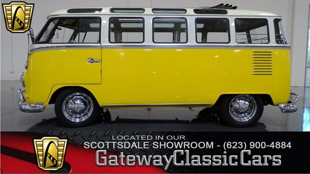 1963 Volkswagen Vans for sale 100948997