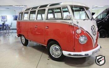1963 Volkswagen Vans for sale 100980772