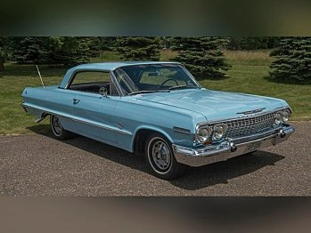 1963 chevrolet Impala for sale 100862139