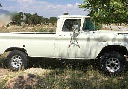 1963 gmc Custom for sale 100994804