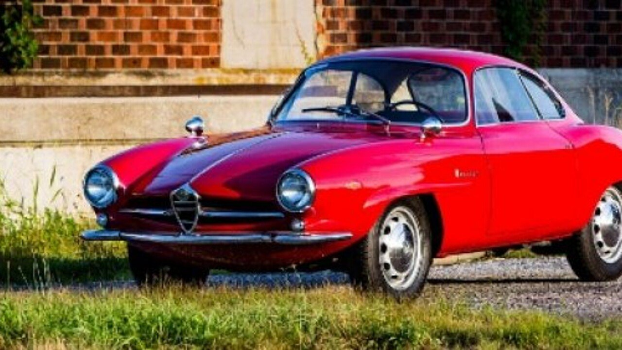 1964 alfa romeo giulia for sale 100868177