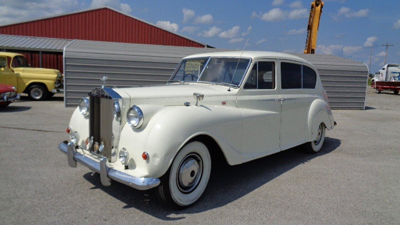 1964 Austin Princess for sale near Staunton, Illinois 62088 ...