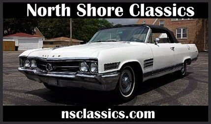 1964 Buick Wildcat for sale 100840621