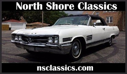 1964 Buick Wildcat for sale 100830232