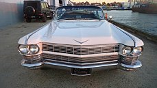 1964 Cadillac De Ville for sale 100837233
