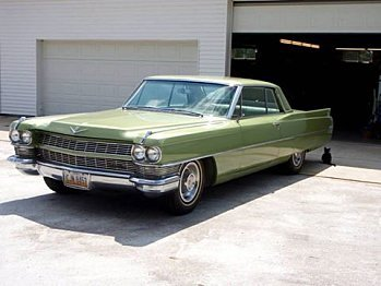 1964 Cadillac De Ville for sale 100814655