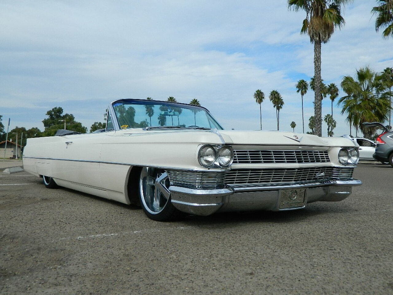 Classic Cars For Sale California Usa: 1964 Cadillac De Ville For Sale Near Orange, California