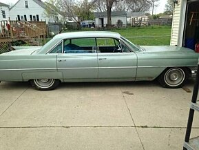 1964 Cadillac De Ville for sale 100826758