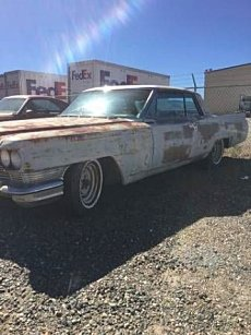 1964 Cadillac De Ville for sale 100826942