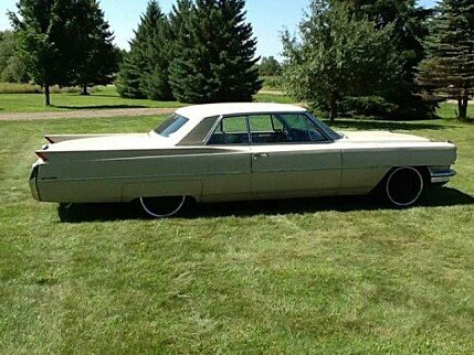 1964 Cadillac De Ville for sale 100827000