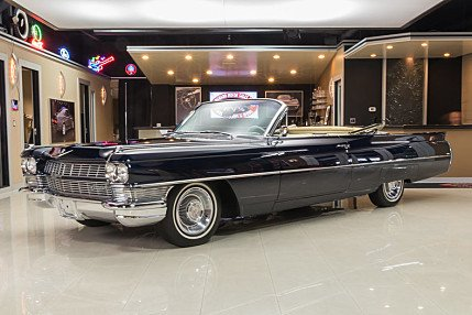 1964 Cadillac De Ville for sale 100875150