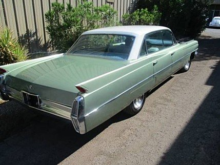 1964 Cadillac De Ville for sale 100961125