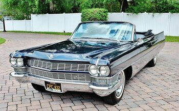 1964 Cadillac De Ville for sale 100976454