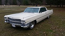 1964 Cadillac De Ville for sale 101049259