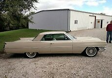 1964 Cadillac De Ville for sale 101050123