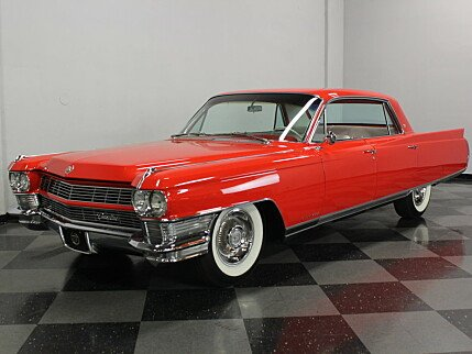 1964 Cadillac Fleetwood for sale 100756001