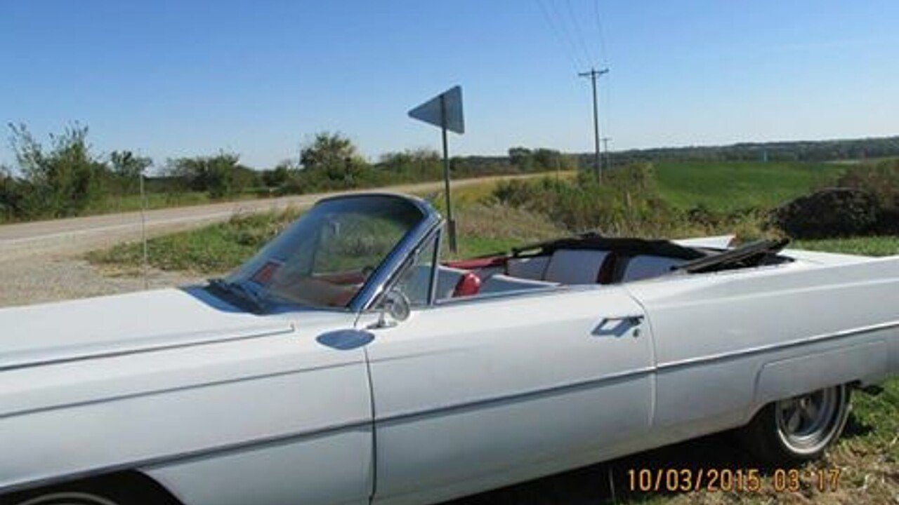 1964 Cadillac Other Cadillac Models for sale 100832895