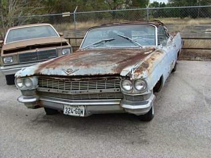 1964 Cadillac Other Cadillac Models for sale 100927106