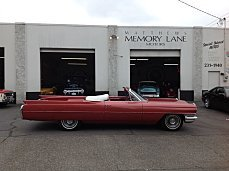 1964 Cadillac Other Cadillac Models for sale 101001585