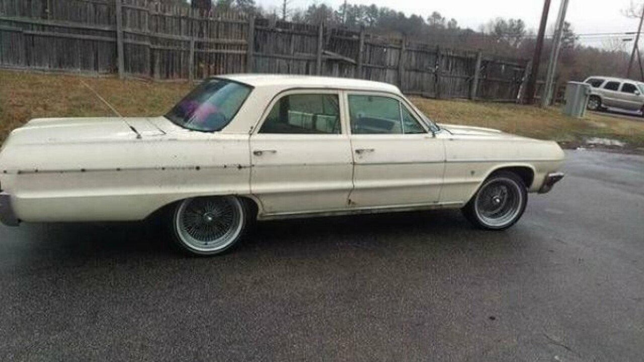 All Chevy chevy bel air 1964 : 1964 Chevrolet Bel Air for sale near Cadillac, Michigan 49601 ...