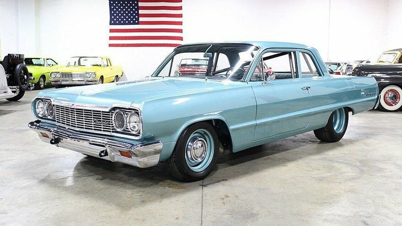 All Chevy 1958 chevy delray for sale : 1964 Chevrolet Biscayne for sale near Grand Rapids, Michigan 49512 ...