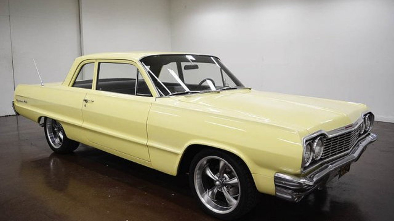 1964 Chevrolet Biscayne for sale near Sherman, Texas 75092 ...