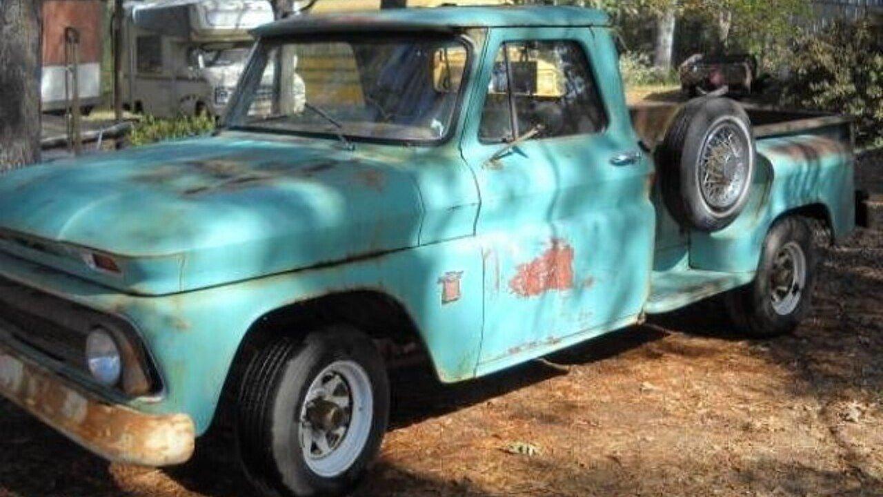1964 Chevrolet C/K Truck for sale near Cadillac, Michigan 49601 ...