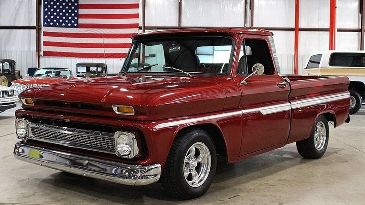 1964 Chevrolet C/K Truck for sale near Grand Rapids, Michigan ...
