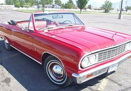 1964 Chevrolet Chevelle for sale 100791540