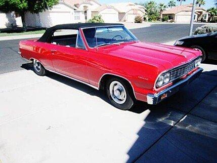 1964 Chevrolet Chevelle for sale 101009618