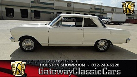 1964 Chevrolet Chevy II for sale 100774900