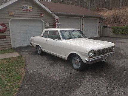 1964 Chevrolet Chevy II for sale 100825821