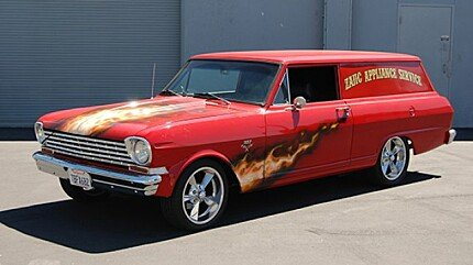1964 Chevrolet Chevy II for sale 100874058