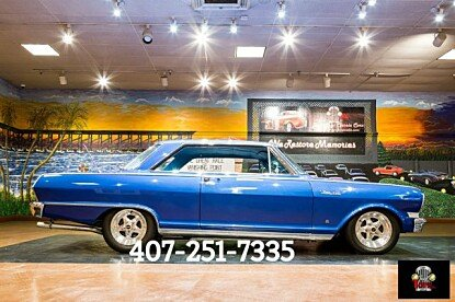 1964 Chevrolet Chevy II for sale 100890684