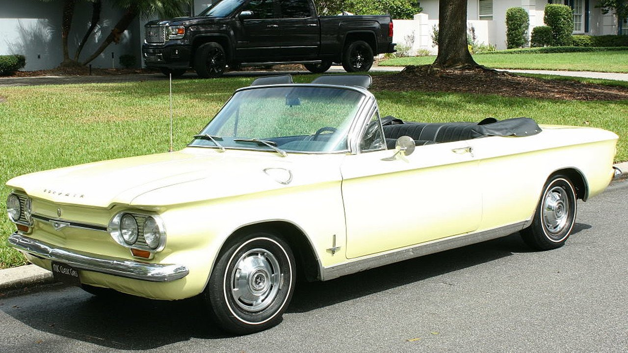 1964 Chevrolet Corvair for sale near Lakeland, Florida 33801 ...