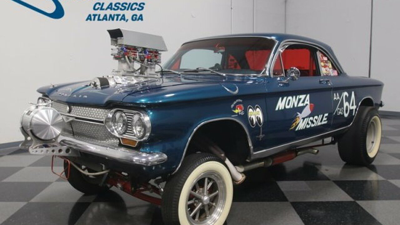 All Chevy chevy corvair monza : Chevrolet Corvair Classics for Sale - Classics on Autotrader
