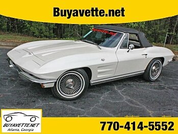 1964 Chevrolet Corvette for sale 100019747