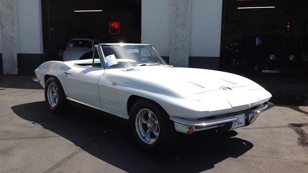 Corvette 1964 chevrolet corvette : 1964 Chevrolet Corvette for sale near Portland, Oregon 97202 ...