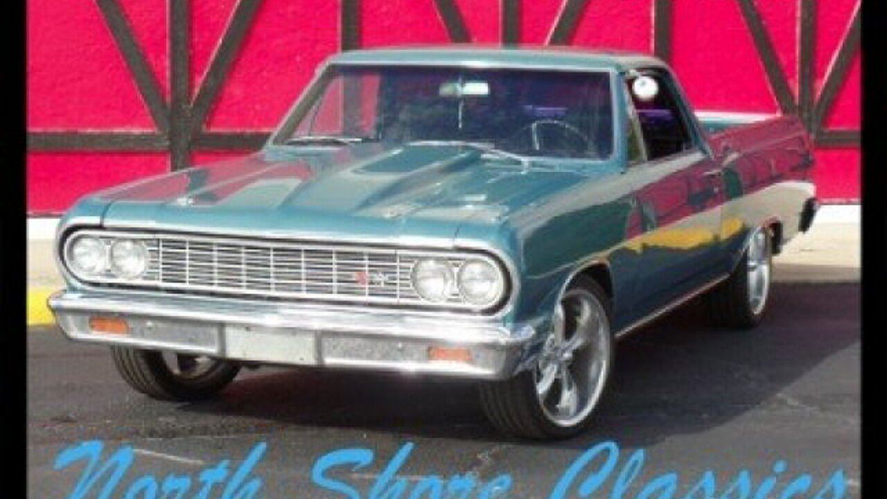 1964 Chevrolet El Camino for sale 100814984