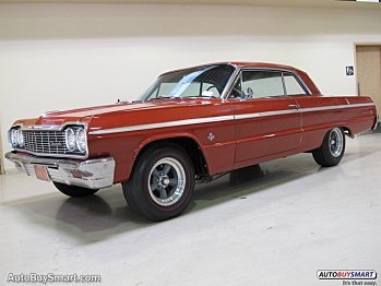 1964 Chevrolet Impala for sale 100721153