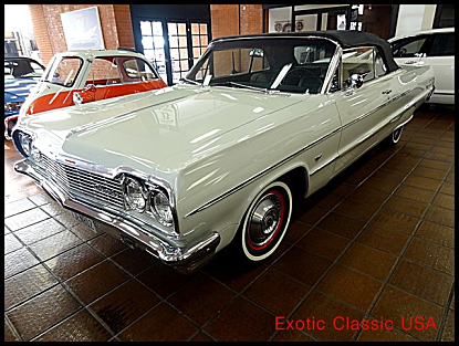 1964 Chevrolet Impala for sale 100775048