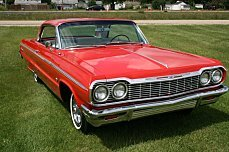 Classic Chevrolet Impalas For Sale Autotrader Classics