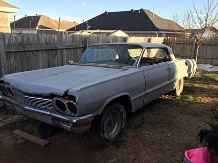 1964 Chevrolet Impala for sale 100802243