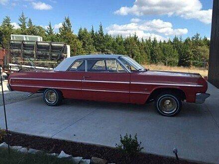 1964 Chevrolet Impala for sale 100802350