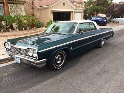1964 Chevrolet Impala for sale 100837979