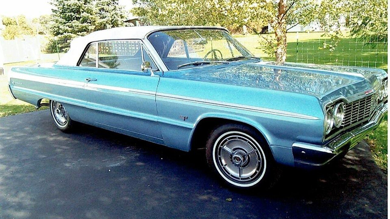 1964 Chevrolet Impala for sale 100831222