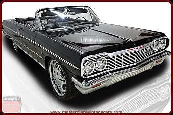1964 Chevrolet Impala Coupe for sale 100881810
