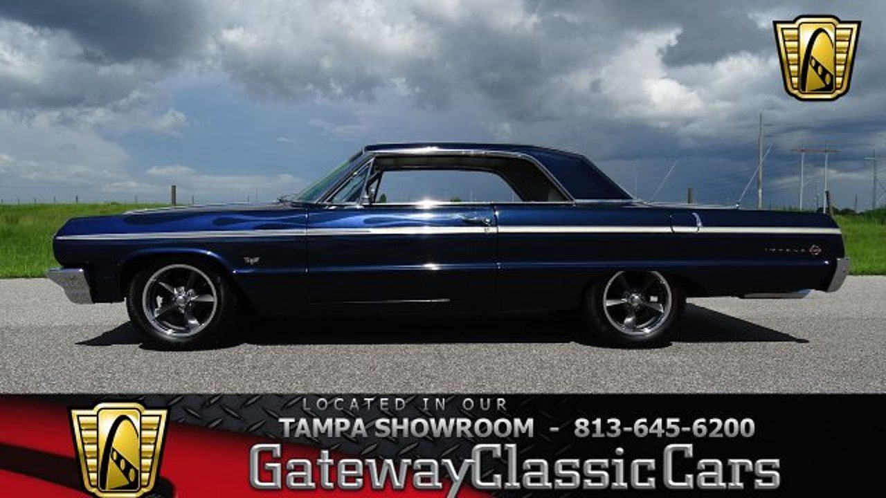 1964 Chevrolet Impala for sale 100920285