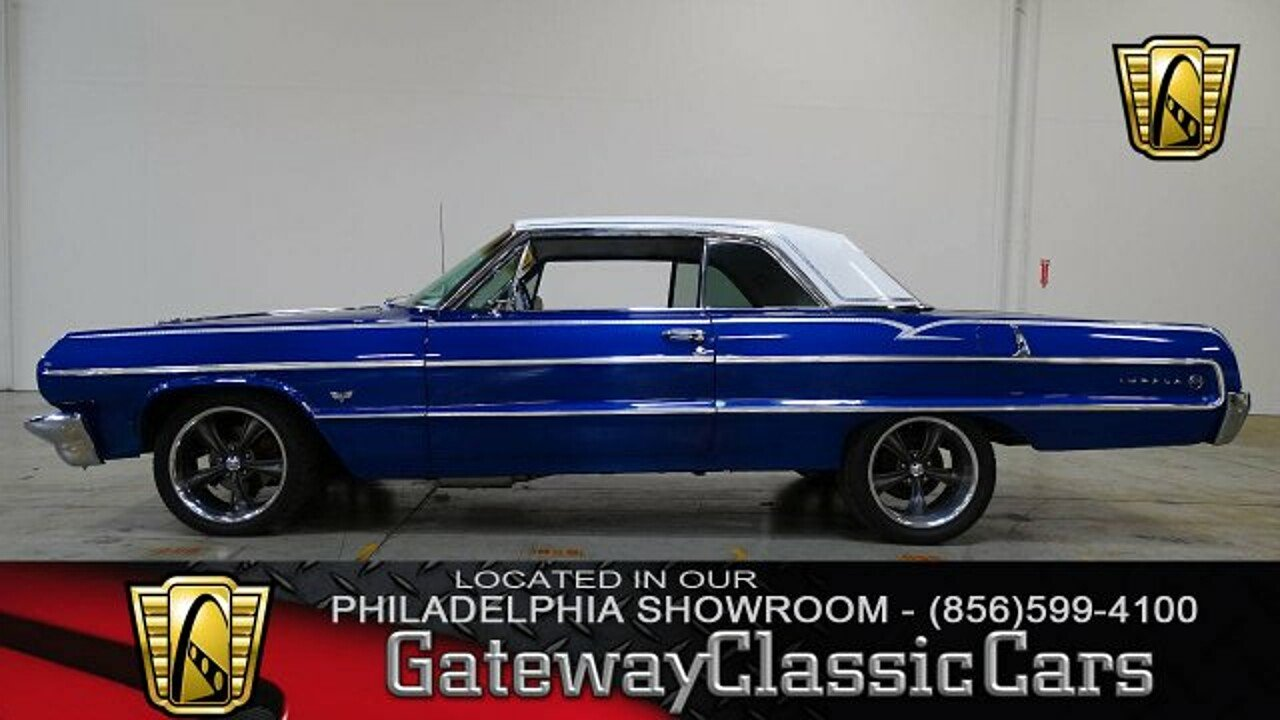 1964 Chevrolet Impala for sale 100945309