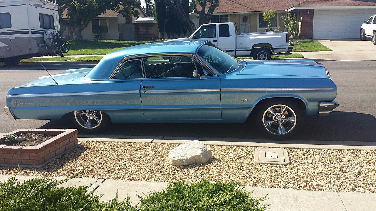 1964 Chevrolet Impala SS for sale near Ontario, California 91761 ...